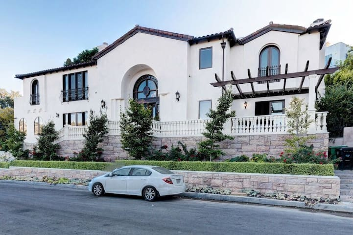 Beautiful Brentwood Mansion and Breathtaking Views