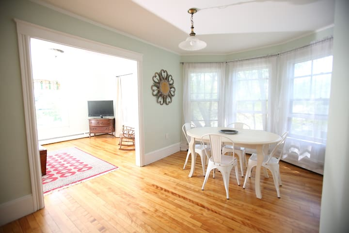 ☀ Cute Antique Apartment - No cleaning fee ☀