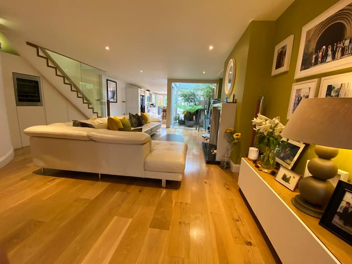 Stunning home in the heart of Dalkey