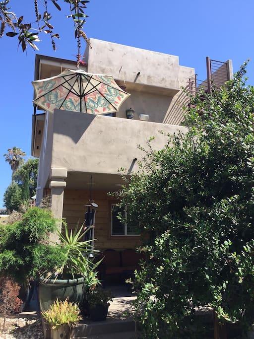 House Balconies