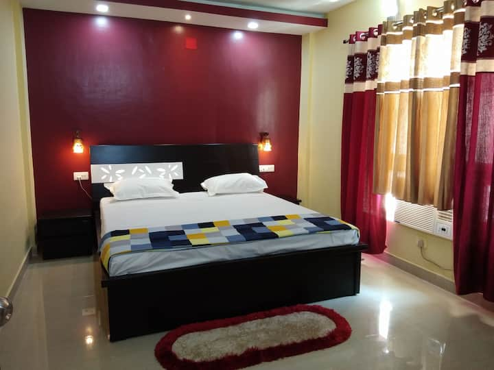 Shonar Kutir - 1 BHK AC with Kitchen