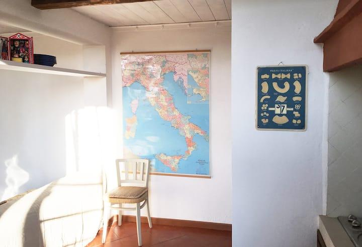 Il Podestà loft in Florence
