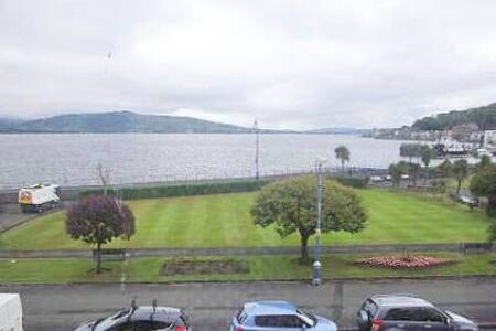 Cosy base on Rothesay seafront - Rothesay - Pis
