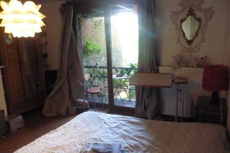 Chambre dans kot/appart cool au coeur d'Ixelles - Appartamento