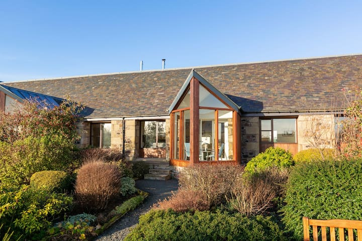 Begrum cottage.  Peaceful self catering cottage discount for 3 nights or more