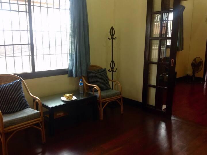 Apartment Wooden Floor, Central Vientiane Capital