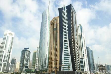 cozy Studio in JLT - Dubaj