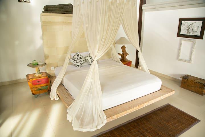 Sawah Bunute Villa - Between Ubud and the Ocean - Gianyar - Huis