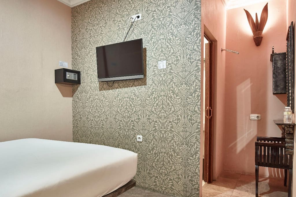 One of our single room