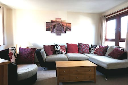 2 bed Flat in small Scottish town - Invergordon - Apartamento