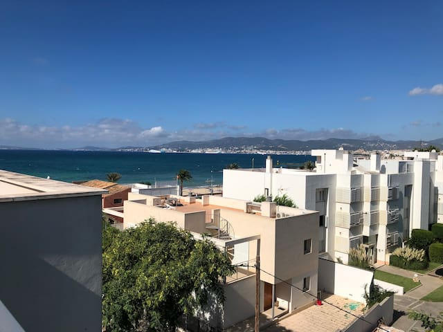 Ciudad Jardin, new apartment 50m from the beach