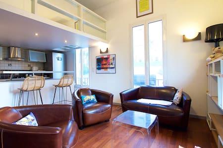 Loft dans maison niçoise - Nice