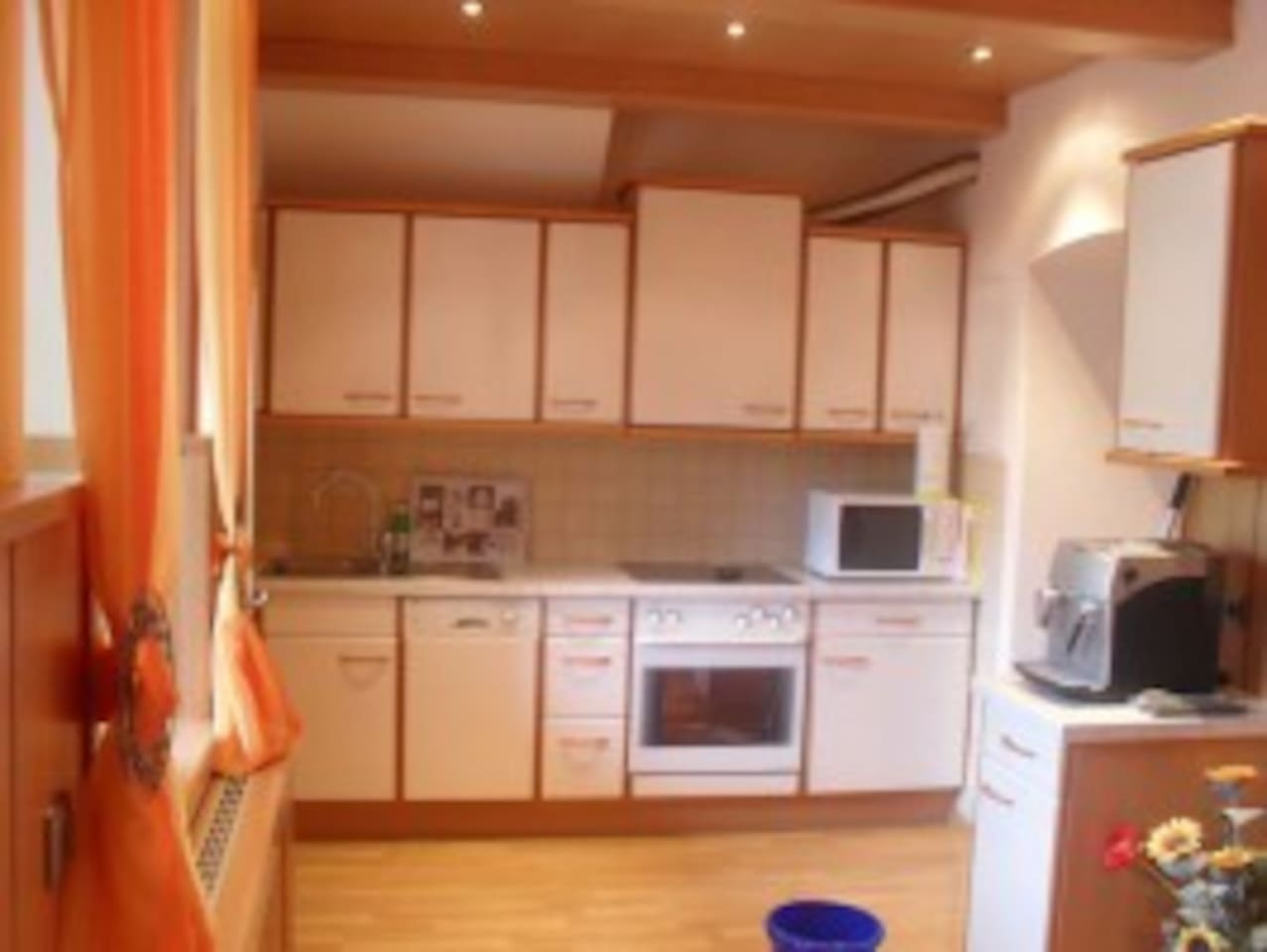 Küche , voll ausgestattet