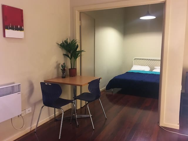 Simple Space in the Heart of Melbourne