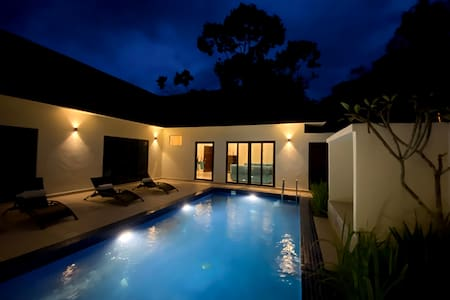 Charis Janda Baik Villa 1 with Private Pool