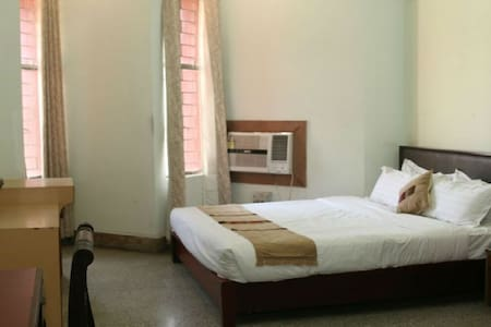 Premium Deluxe Large Bedded Room- Get a space for revival.