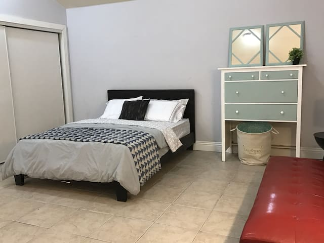 Large Back House - 2 bedrooms - Los Angeles - Dom