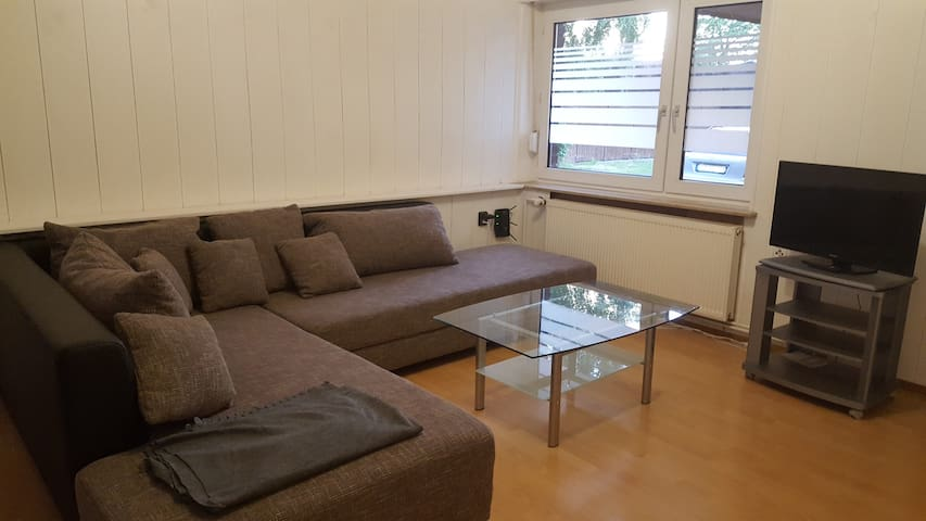 75qm Apartment with garden in near Aachen