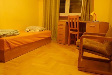 Cozy room in Kazimerz square, center of Krakow! - Cracòvia - Pis
