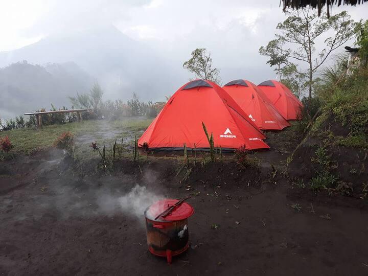 Batur Caldera Camps