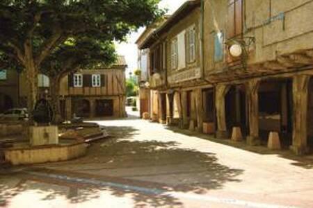 maison indépendante au coeur du village - Briatexte