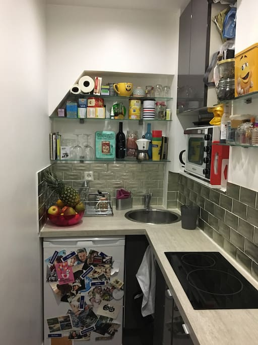 Fonctionnal kitchen