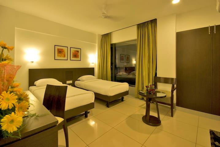 Shantai Hotel Deluxe Room