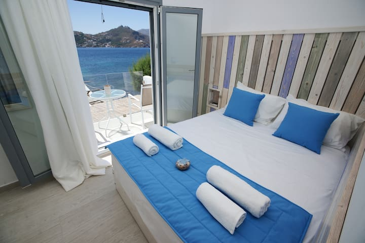 AFRODITE LUXURY ROOMS TELENDOS - KLAROS Apartment