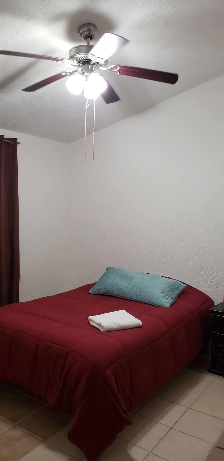 excelente habitación en el centro de Cancún