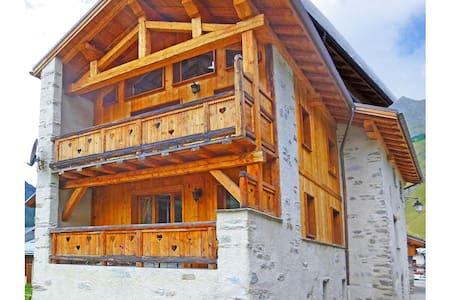 Charming Chalet in Champagny-en-Vanoise near Ski Area