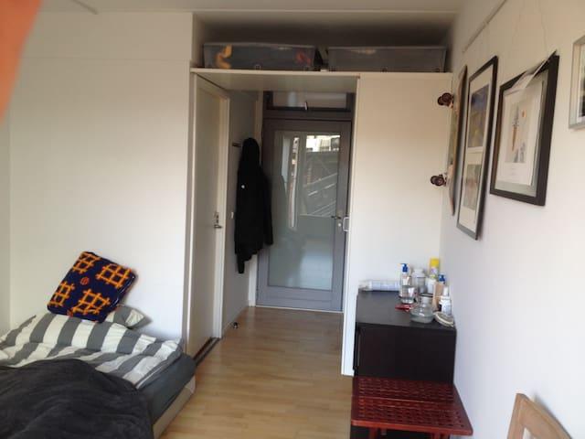 Studio apartment near Nørrebro: reasonably priced