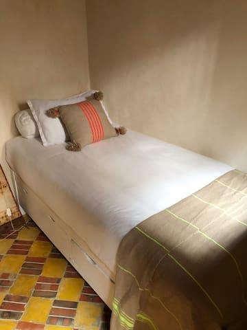 Bedroom #3 (single) - 2nd floor