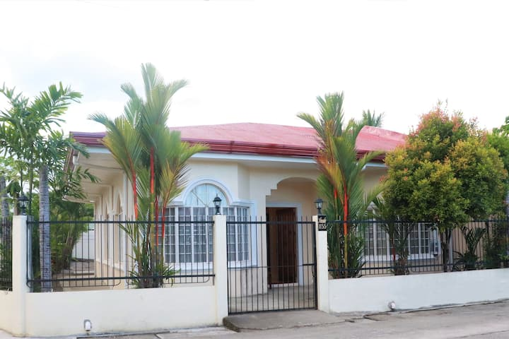 Newly renovated spacious gated home with garden