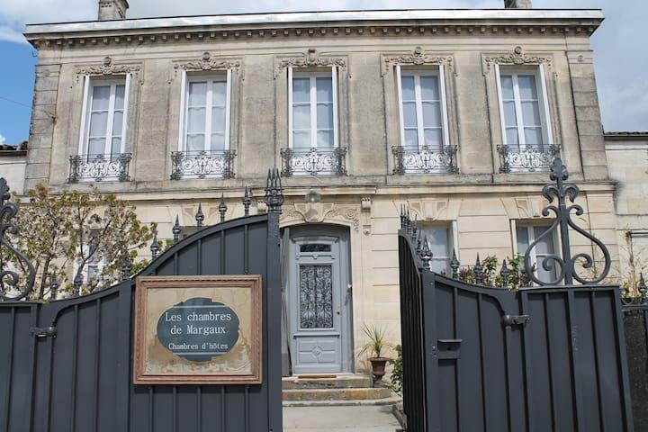 Les Chambres de Margaux,  La chambre Duo.