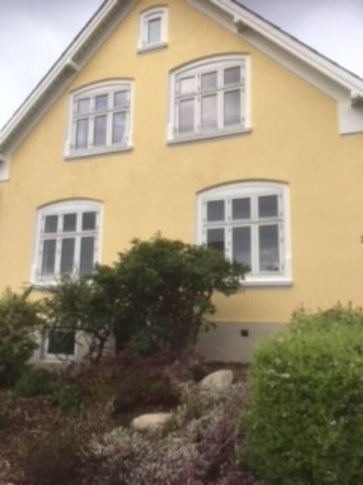 Murermestervilla i attraktiv del af Svendborg
