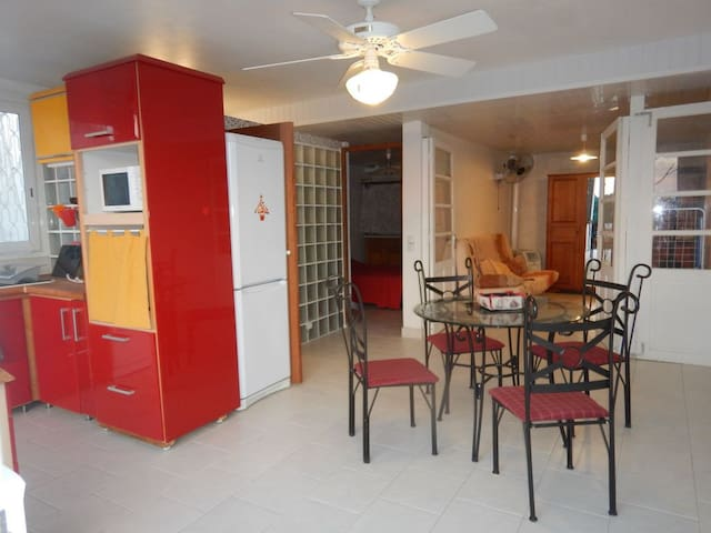 Great appartment for a wonderful stay - Basse-Terre - Appartement