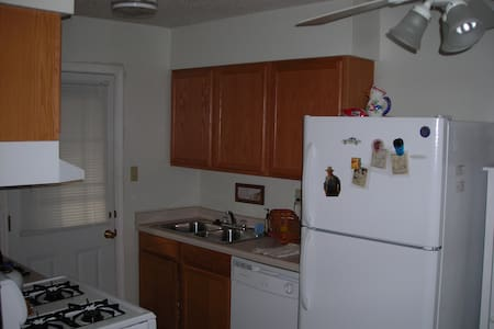 Good environment and near to the mall and other .. - Coralville - Appartement