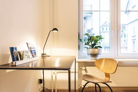 your own room in urban zürich - ซูริก - อพาร์ทเมนท์