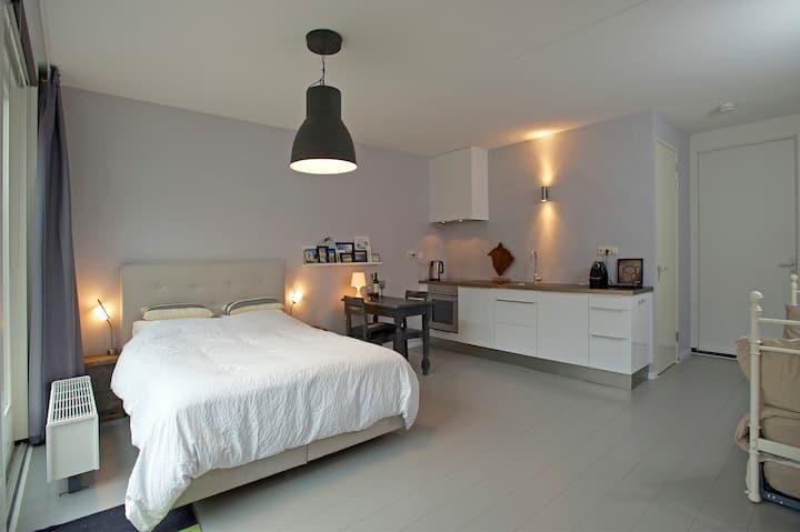 Modern luxe appartement Centrum Alkmaar