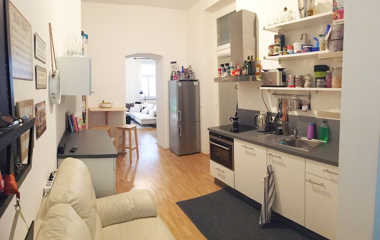 Stylish apartment with centre proximity - Wien - Wohnung