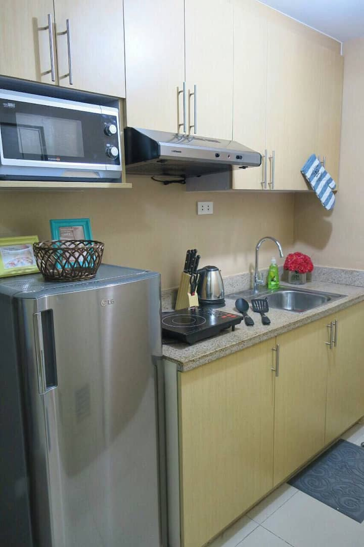 Clean, comfy, quiet and relaxing 1br condo unit