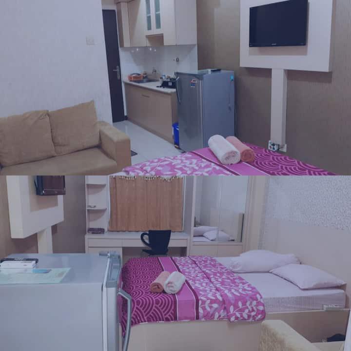 Apartemen Soekarno hatta malang