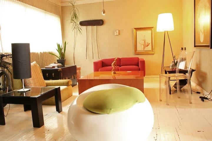 COZY STUDIO in ROMA-Norte - Ciudad de México - Apartament