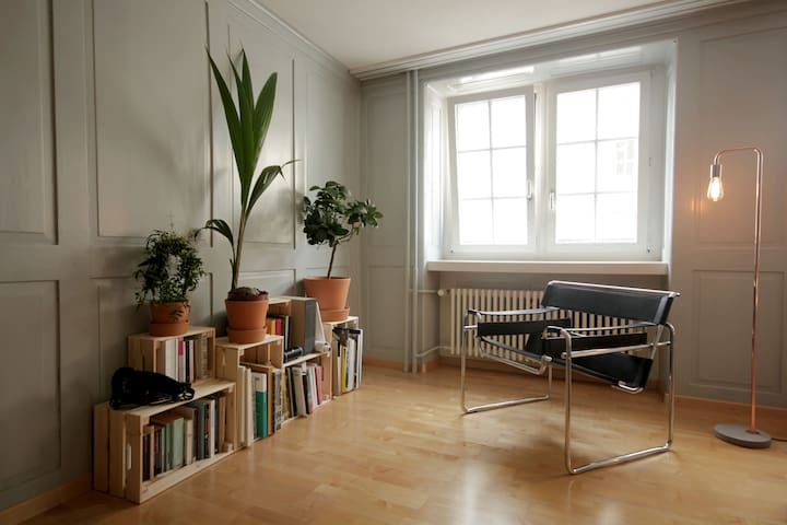 Storchen: Charming Studio in the heart of Old Town - Curych - Byt