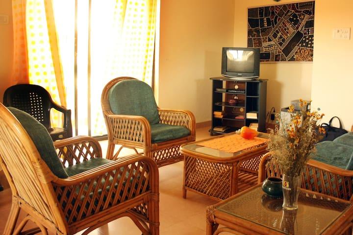 Benaulim Beach Apartment I
