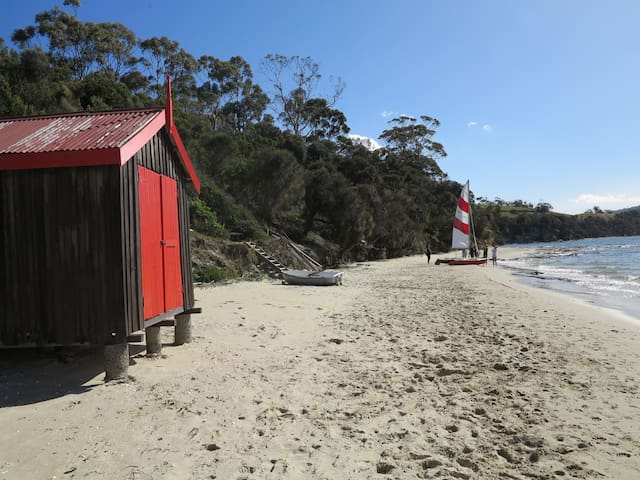 Nebraska Farm Cottage - Bruny Beaches and Nature