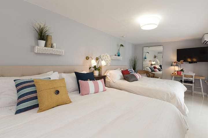 Relaxing and comfortable new studio in Miami