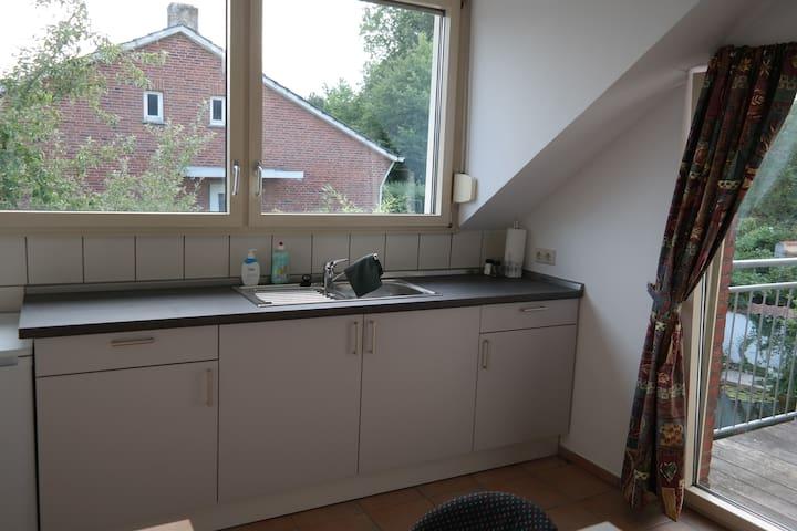 Wohnung im Münsterland.
