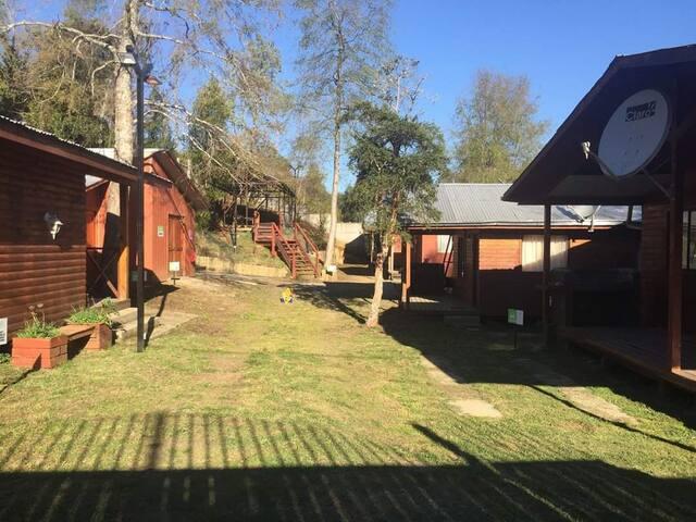 Cabañas Huapi Coñaripe, Cabaña 4
