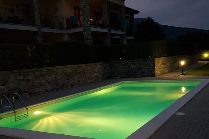 Casa Lella with pool and garden
